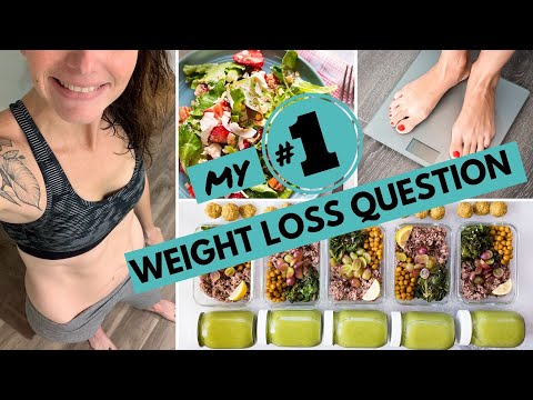 My #1 WEIGHT LOSS Question I Get Asked   How To Calculate Your Macros