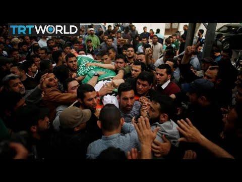 'Land Day' killings in Gaza and Syria peace talks in Ankara