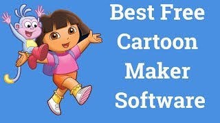 Best Free Cartoon Animation Software For Animated Video। EraIT