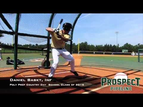 Daniel Bakst, Inf, Poly Prep Country Day School, Swing Mechanics at 200 fps #TOS15