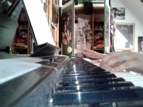 Breaking dawn - The kingdom where nobody dies piano