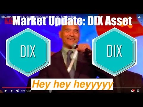 Market Update: DIX Asset | Micro-Cap Coins | BCC ponzi
