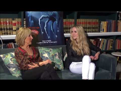 Insidious: The Last Kay Interview with Lin Shaye and Spencer Locke