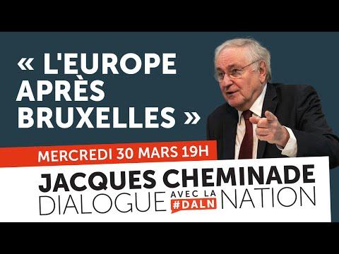 Dialogue avec la Nation #7 - 30 mars 2016 à 19h