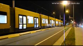 Gold Coast Light Rail - FIRST TRAM RUN