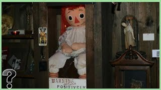 What If The Annabelle Doll Escaped Ed And Lorraine Warren