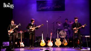THE BEAGLES Beatle Band - I want to hold your hand-