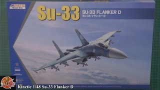Kinetic 1 48th Su 33 Flamker D Review