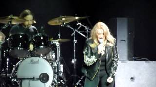 Bonnie Tyler - Faster Than The Speed Of Night (Crocus City Hall, Moscow, Russia, 31.01.2014)