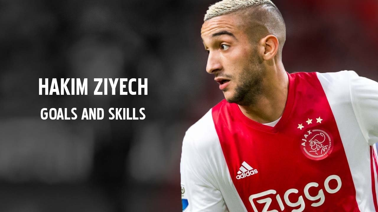 Hakim Ziyech 2016 2017 Goals And Skills Hd Youtube