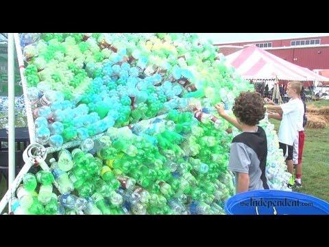 """Eco-Dome"" at the Nebraska State Fair"
