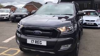 Ford Ranger Wildtrak 4X4 Dcb Tdci 3.2 4dr Pick Up Automatic Diesel