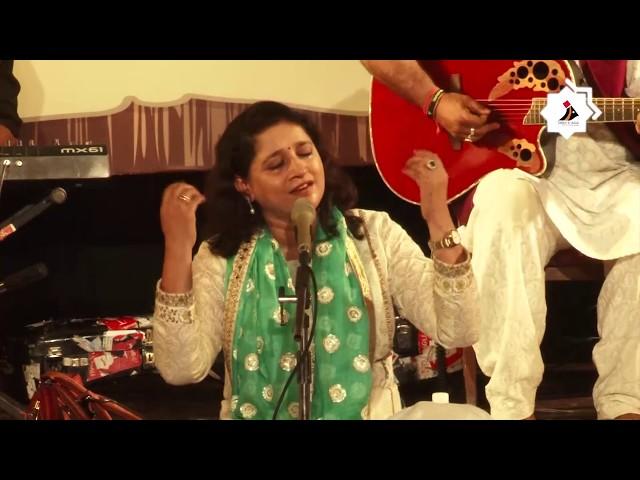 Us Dil Nasheen Ko Dekh Kar | Kavita Seth | Jashn-e-Adab 5th Poetry Festival 2016 Phase-5