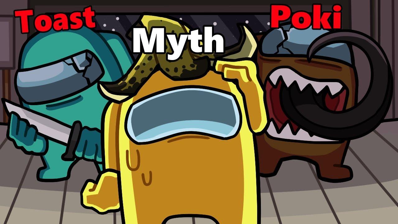 Download DETECTIVE MYTH Stops 900IQ Impostor Play   Among Us