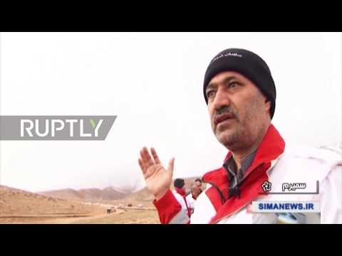 Iran: French specialists arrive in Tehran ahead of plane crash investigation