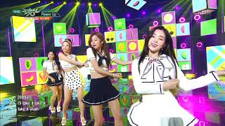 뮤직뱅크 Music Bank - Power Up - 레드벨벳(Red Velvet).20180817