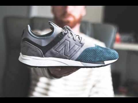 """Unboxing: New Balance 247 """"Friends & Family"""""""