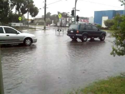 Frankston Flood