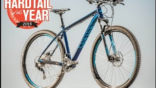 Hardtail of the Year 2015: £750 Winner - Canyon Grand Canyon AL 5.9