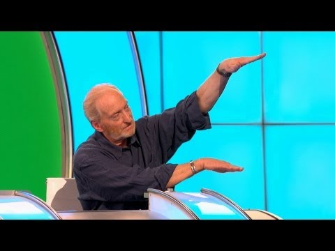 Did Charles Dance have a chimp around for tea?  Would I Lie to You?  Series 7 Episode 2  BBC One