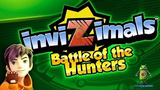 Invizimals: Battle of the Hunters (iOS/Android) Gameplay HD