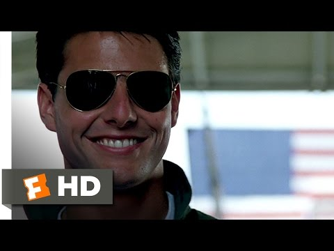 I Was Inverted - Top Gun (3/8) Movie CLIP (1986) HD