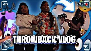 Throwback Vlog| Magic prank on DeLane's mom, music video, and more