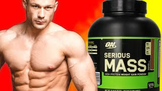 Serious Mass WEIGHT Gainer RESULTS | #1 Mass Gainer 2018
