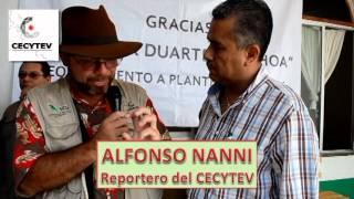 ENTREVISTA ALCALDE DE HUATUSCO CECYTEV HUATUSCO