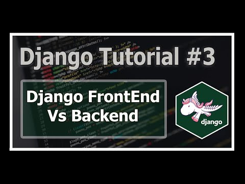 How Django Websites Work | Python Django Tutorials In Hindi #3 thumbnail