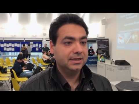 Engineering And The Environment Postgraduate Research Student Stories