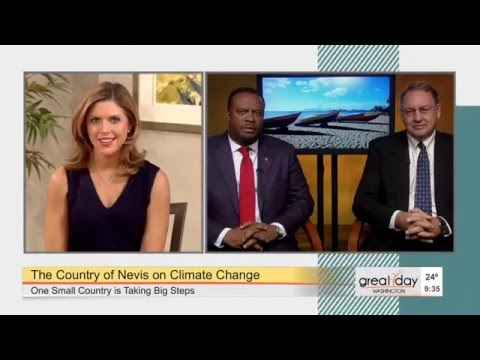 Nevis combats Climate Change by Using Geothermal Power