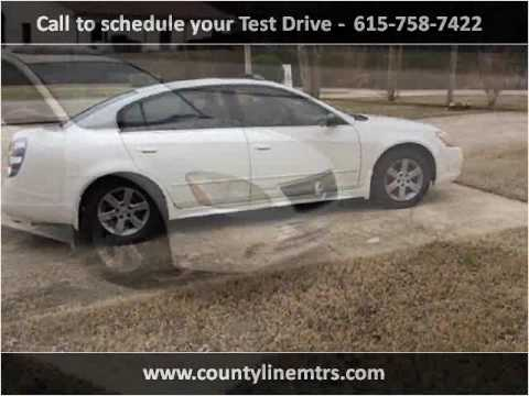 2003 nissan altima used cars mt juliet tn youtube
