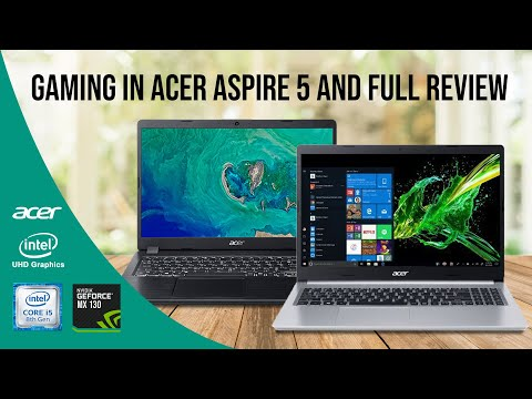 Acer Aspire 5 Full Review and Gaming | Best Budget laptop