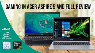 Acer Aspire 5 Full Review and Gaming Best Budget laptop
