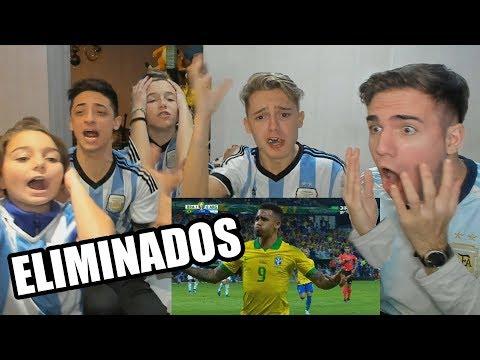 REACCION FAMILIA ARGENTINA