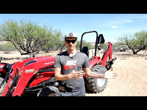 MAHINDRA TRACTORS... Should You Buy One? (1533HST 3 Month Review)