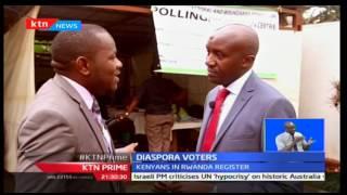 IEBC approaches leaders of Kenyans in Rwanda Association to help get 5,000 Kenyans to vote