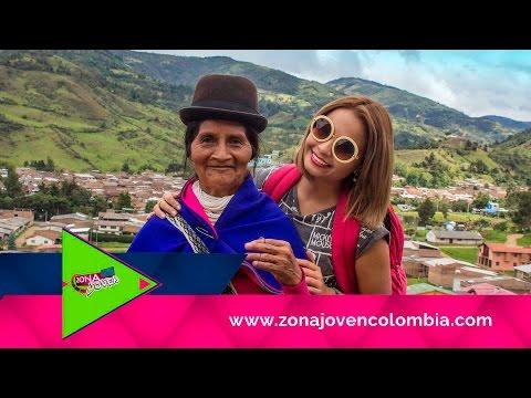 SILVIA CAUCA-  ZONA JOVEN COLOMBIA