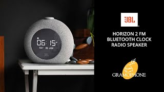 JBL Horizon 2 Bluetooth & Clock Radio Speaker