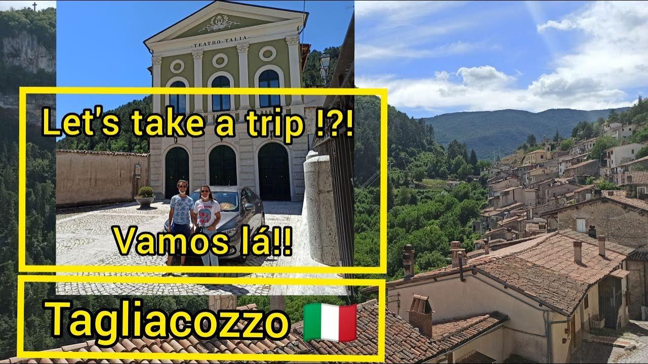 Download TAGLIACOZZO ABRUZZO L'AQUILA -Turismo - EUROPA Tour - Trip guys - Made in Italia - LET'S TAKE A TRIP