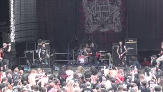 INSTINCT OF SURVIVAL Live At OEF 2011
