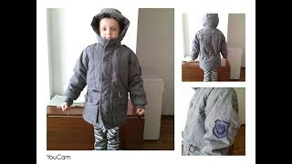 Обзор куртка для мальчика Фаберлик