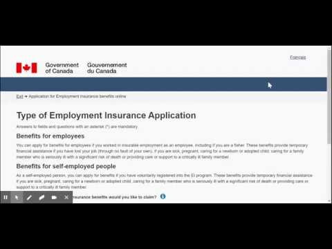 How To Apply For EI Benefits In Canada