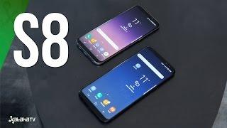 Samsung Galaxy S8 y S8+, primeras impresiones