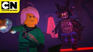 Ninjago: Masters of Spinjitzu | NinjaGo City in Trouble | Cartoon Network