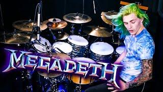 Kyle Brian - Megadeth - Hangar 18 (Drum Cover)