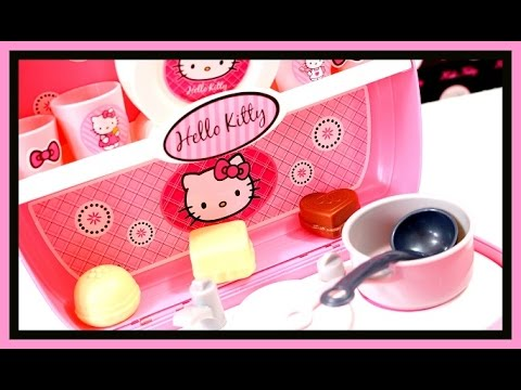 hello kitty mini k che f r kinder die tragbare k che f r unterwegs hello kitty mini kitchen. Black Bedroom Furniture Sets. Home Design Ideas