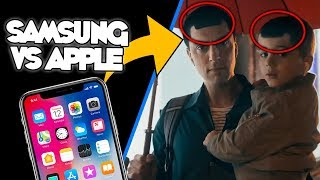 Samsung PRENDE IN GIRO APPLE di Nuovo! [Spot Samsung Moving On]