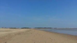 camping  en Vendée, les Rouillères plage à la Tranche sur mer